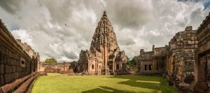 The Prasat Hin Phanom Rung Sanctuary