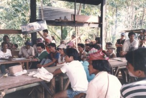 Community dialogue, Kaamulan 1996
