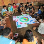 Photo1_Hulas youth discussing their artwork