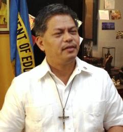 DepEd Secretary Bro. Armin Luistro