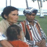 Community: Datu Nestor and wife old