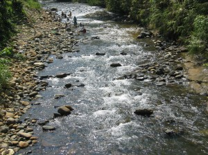 Bendum: a stream