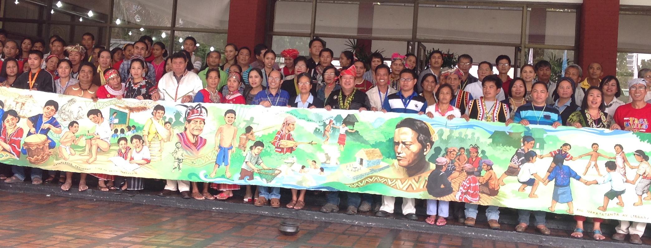 Linkage: IPEd gathering in Manila, Oct 2013