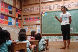 A Kinder class