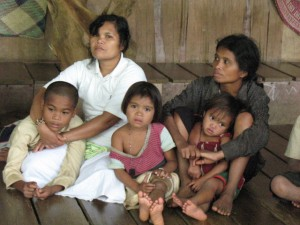Community: Mothers and kids
